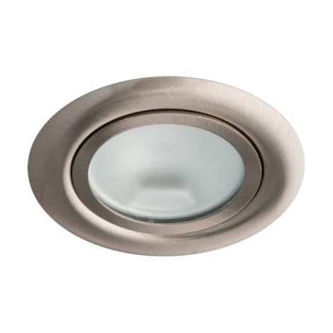 Bodové svítidlo OZZY 2116B 1xG4/20W/12V matný chrom - GXPP021
