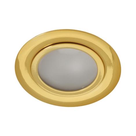 Bodové svítidlo OZZY 2116B 1xG4/20W/12V zlatá - GXPP017