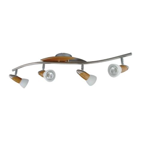Bodové svítidlo REA 4xE14/40W/230V