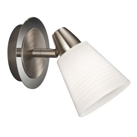 Bright Light 50170/17/15 - Bodové svítidlo  1xE14/40W/230V matný chrom /chrom