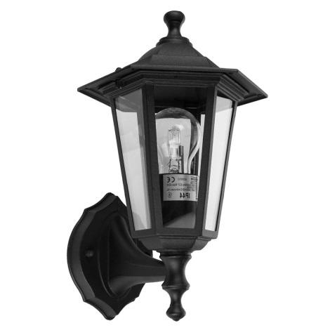 Bright Light 71525/01/30 - Venkovní nástěnné svítidlo PEKING 1xE27/60W/230V