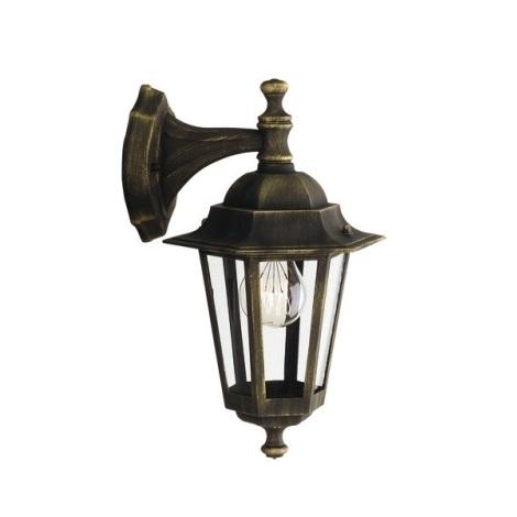 Bright Light 71526/01/42 - Venkovní nástěnné svítidlo PEKING 1xE27/60W/230V