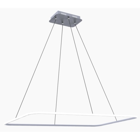 Brilagi - LED Lustr na lanku ANZIO 80 LED/42W/230V