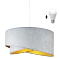 Brilagi - LED Lustr na lanku LYRA 1xE27/15W/230V