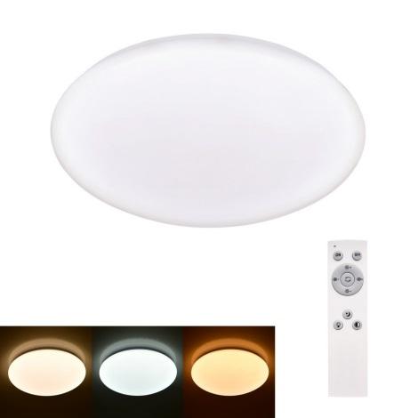 Brilagi - LED Stmívatelné stropní svítidlo MILKY LED/24W/230V + DO 3000K-6500K