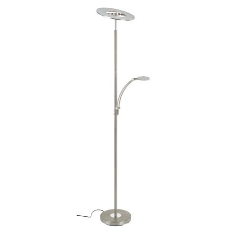 Briloner 1324-022 - LED Stmívatelná stojací lampa CLASS 2xLED/21W/3,5W/230V