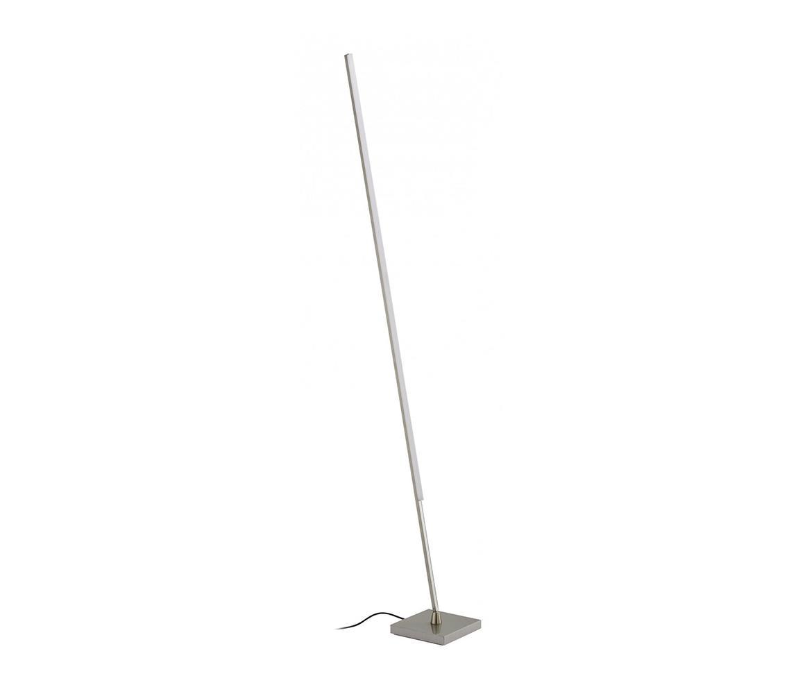 Briloner Briloner 1356-012 - LED Stmívatelná stojací lampa COUDE LED/15W/230V BL0173