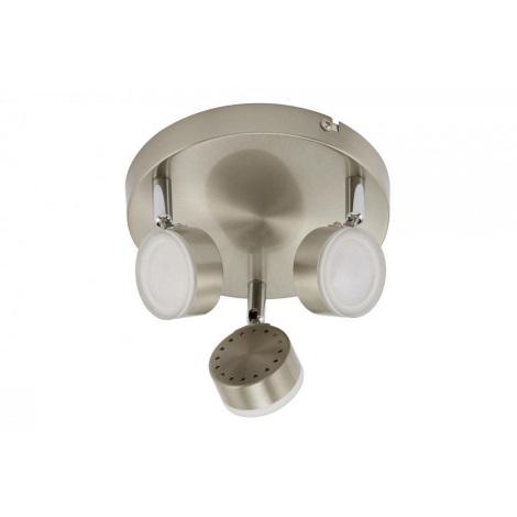 Briloner 2030-032R - LED Stmívatelné bodové svítidlo SEMPLICE 3xLED/5W/230V