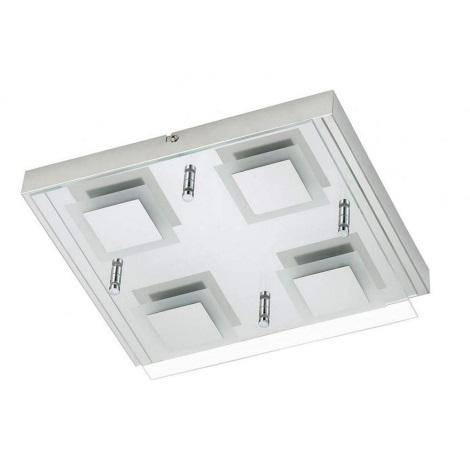 Briloner - 2213-048 - LED Koupelnové stropní svítidlo SPLASH 4xLED/4,5W/230V IP44