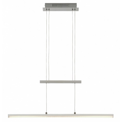 Briloner 4852-012 - LED Lustr na lanku LINEA LED/20W/230V