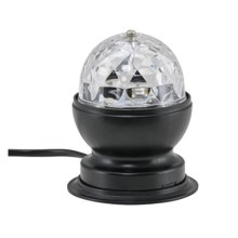 Briloner 7347-015 - LED stolní disko koule DISCO LIGHT 1xE27/3W/230V