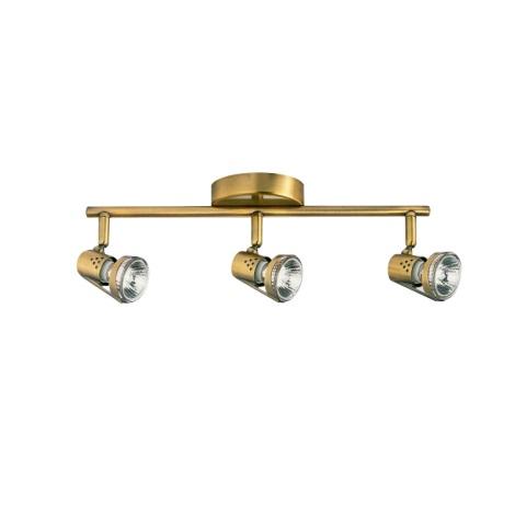 Briloner bl2947/039S - Bodové svítidlo FLASH 3XGU10/50W/230V