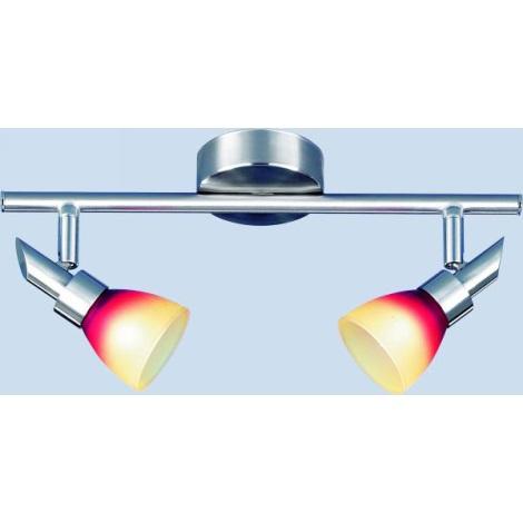 BRILONER BL2986/022 - Bodové svítidlo SPEED 2xG9/40W