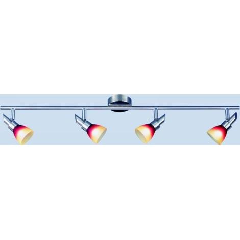 BRILONER BL2986/042 - Bodové svítidlo PRISMA 4xG9/40W
