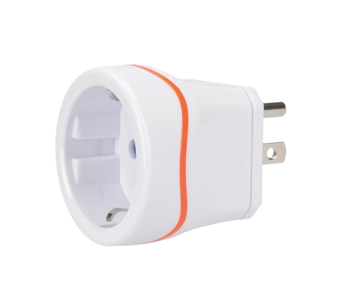 Solight Cestovní adaptér pro použití v USA SL0240