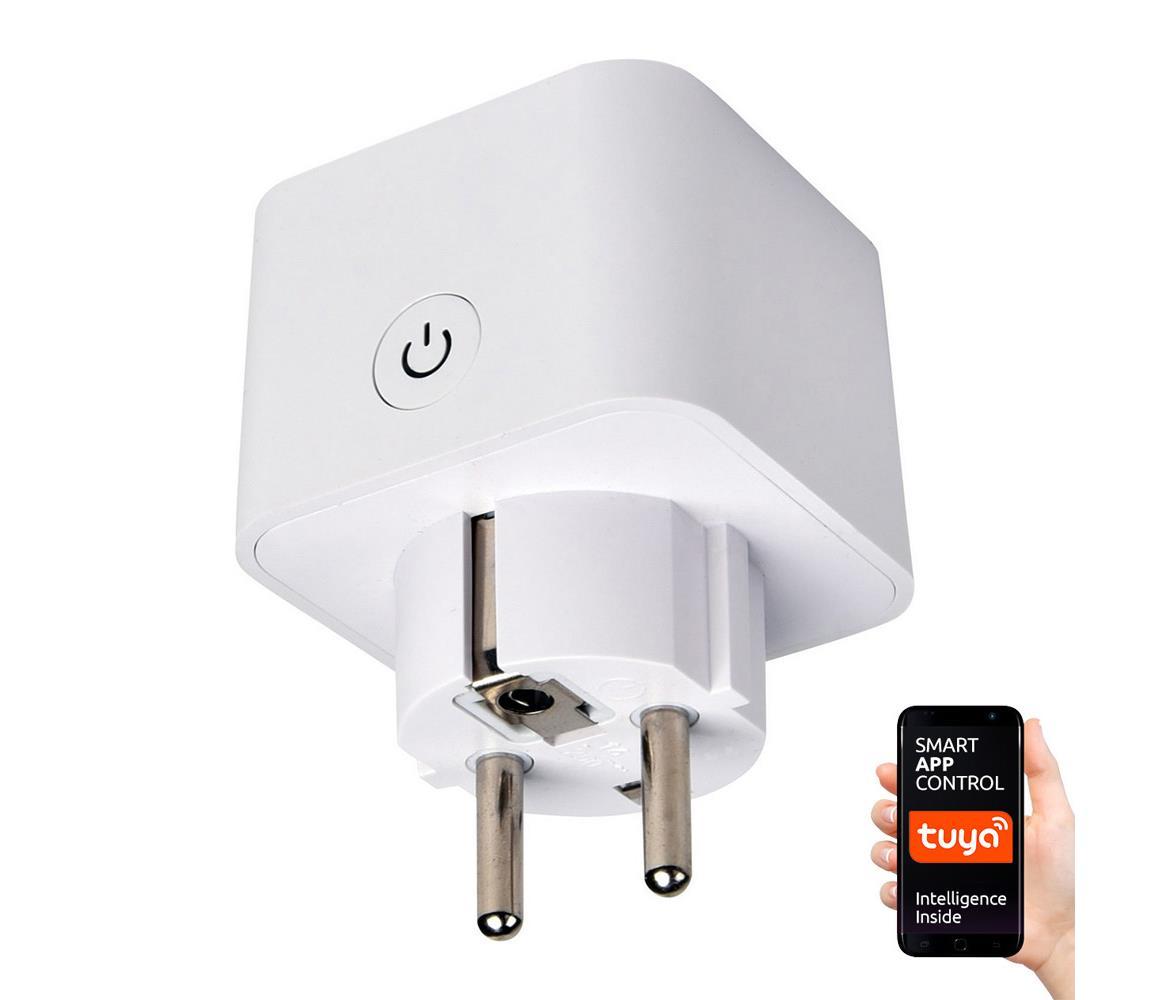 Greenlux Chytrá zásuvka 3500W/230V/16A Wi