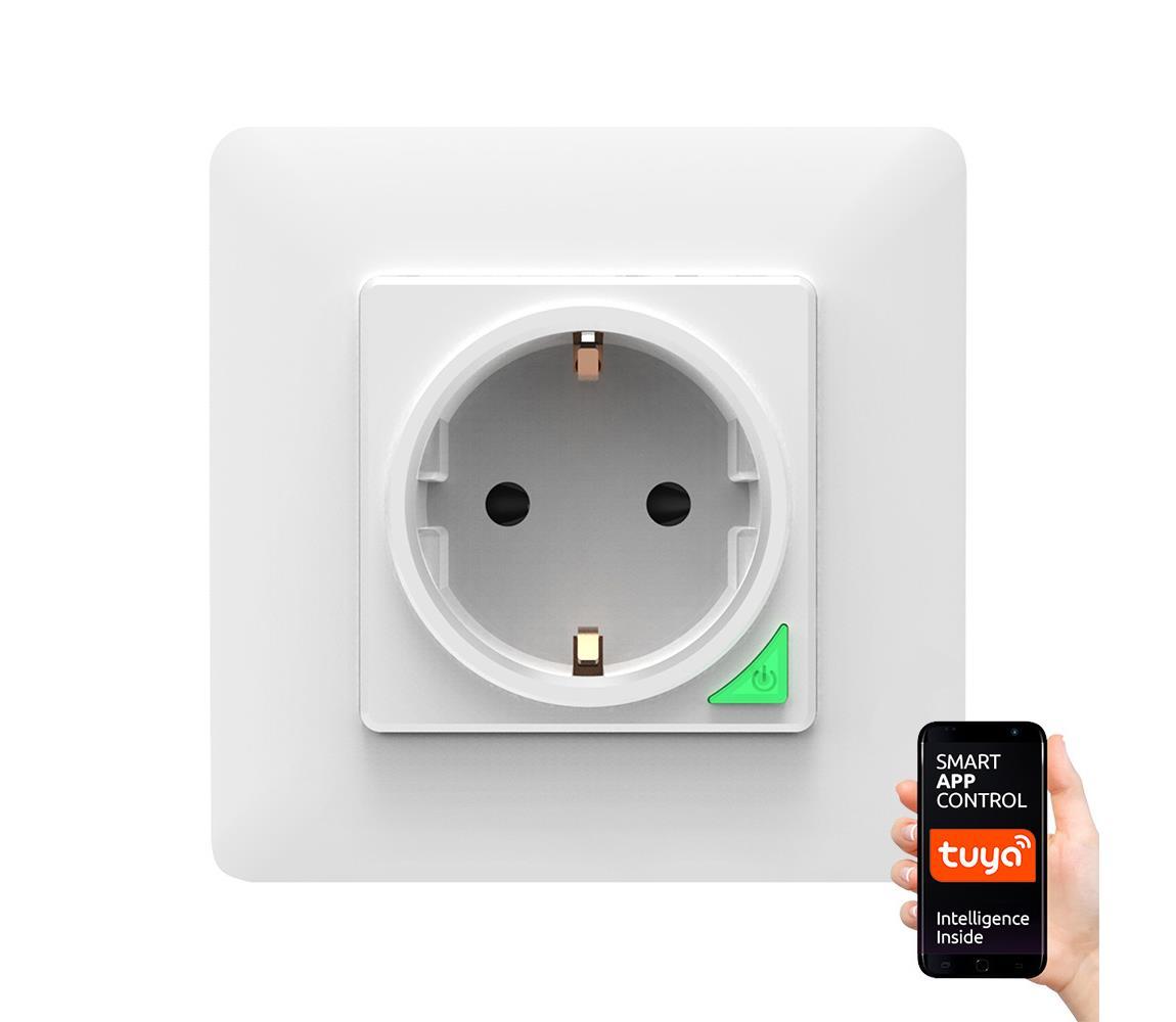 Polux Chytrá zásuvka SMART 3680W/230V/16A Wi