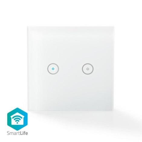 Chytrý spínač osvětlení 300W/100-240V dvojitý