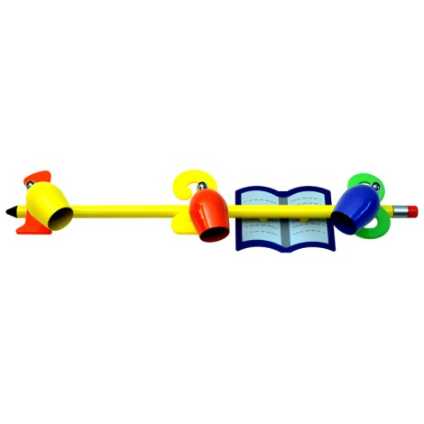 CS6883Z - Dětské bodové svítidlo TUŽKA 3xGU10/50W/230V