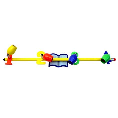 CS6884Z - Dětské bodové svítidlo TUŽKA 4xGU10/50W/230V