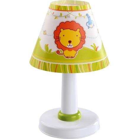 Dalber 21111 - Stolní lampa  LITTLE ZOO E14/40W/230V