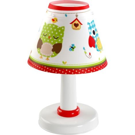 Dalber 21391 - Stolní lampa  BUHAS E14/40W/230V