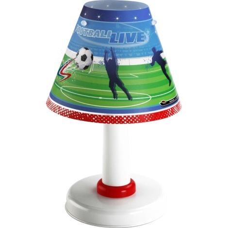 Dalber 21461 - Stolní lampa  FOOTBALL E14/40W/230V