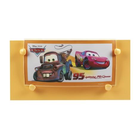Dalber 33788 - Dětské nástěnné svítidlo CARS 2xE27/60W/230V