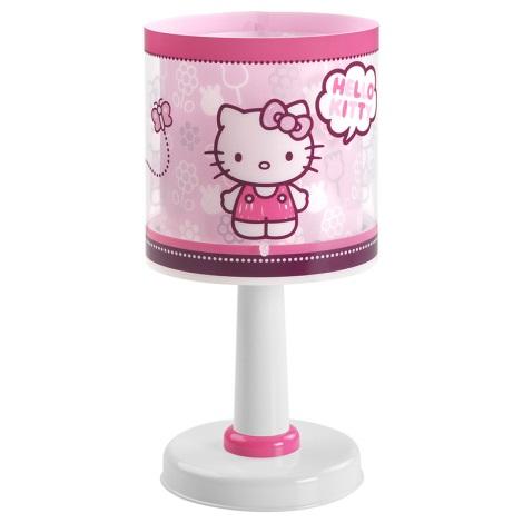Dalber 60261 - Dětská lampička HELLO KITTY 1xE14/40W/230V