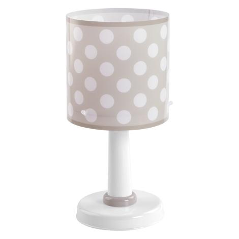 Dalber 61001E - Stolní lampa DOTS 1xE14/40W/230V