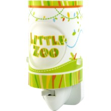 Dalber 63115 - LED Nástěnná lampička LITTLE ZOO LED/0.3W/230V