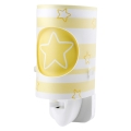 Dalber 63193L - LED lampička do zásuvky DREAM LED/0,3W/230V