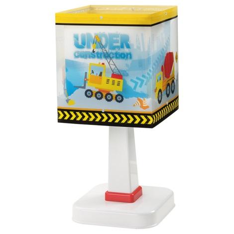 Dalber 63611 - Dětská lampička CONSTRUCTOR 1xE14/40W/230V