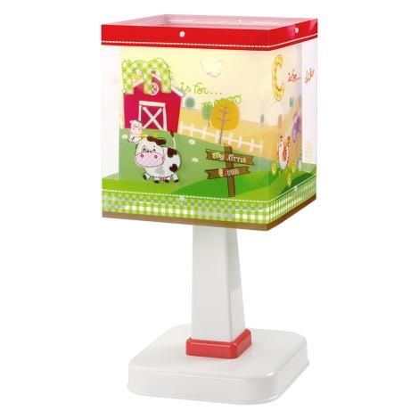 Dalber 64401 - Dětská lampička MY LITTLE FARM 1xE14/40W/230V
