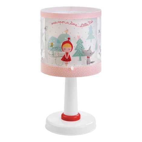 Dalber D-61901 - Dětská lampička LITTLE RED 1xE14/40W/230V