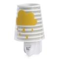 Dalber D-92191 - LED noční světlo LIGHT FEELING 1xLED/0,3W/230V