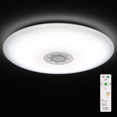 Dalen DL-C406T - LED stmívatelné stropní svítidlo CLASSIC LED/56W/230V