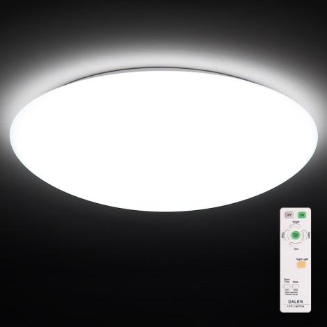 Dalen DL-C408T - LED stmívatelné stropní svítidlo CLASSIC LED/56W/230V