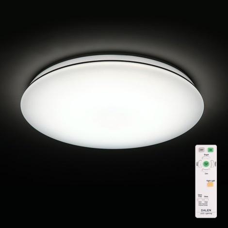 Dalen DL-S28T - LED stmívatelné stropní svítidlo CLASSIC LED/28W/230V