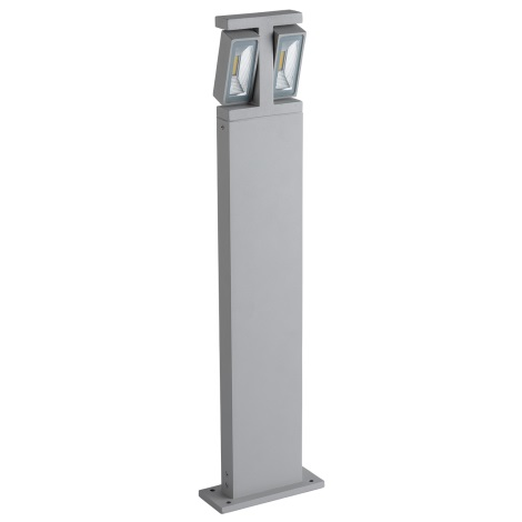 De Markt - LED Venkovní lampa STREET 2xLED/3W/230V IP44
