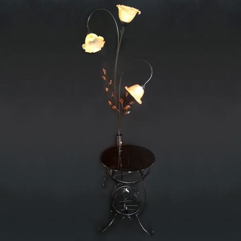 Dekorační lampa 3xE14/60W/230V