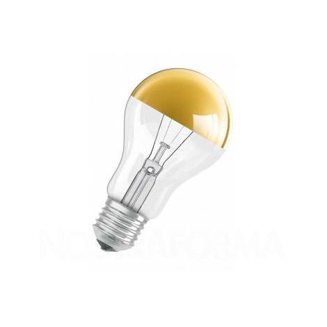 Dekorační žárovka E27/60W DECOR A GOLD