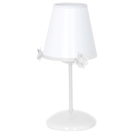 Dětská lampička ALICE 1xE14/60W/230V bílá
