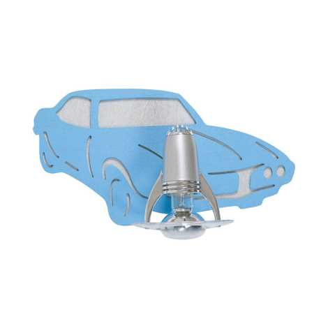 Dětské bodové svítidlo AUTO I KB - 1xE14/40W/230V