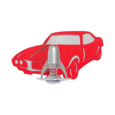 Dětské bodové svítidlo AUTO I KR - 1xE14/40W/230V