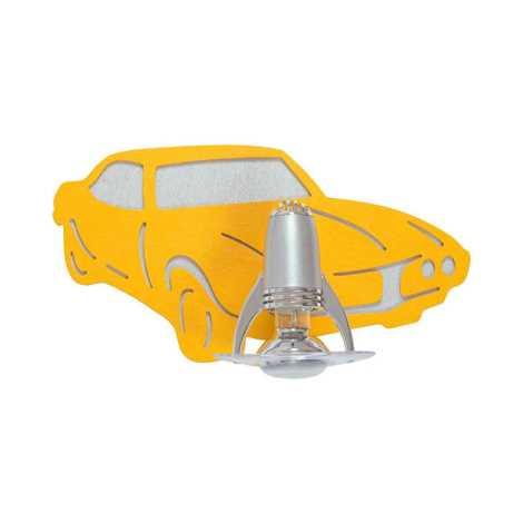 Dětské bodové svítidlo AUTO I KY - 1xE14/40W/230V