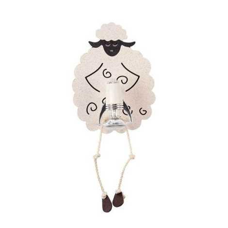 Dětské bodové svítidlo SHEEP I K B - 1xE14/40W/230V