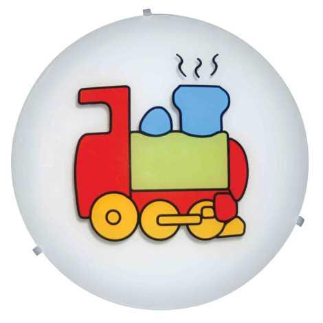 Dětské nástěnné svítidlo 5502/40/Maš. 2xE27/60W