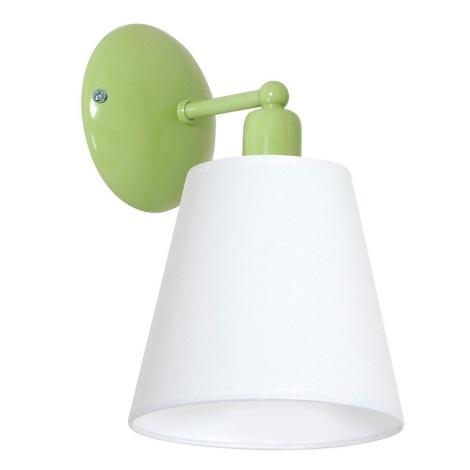 Dětské nástěnné svítidlo ŽÁBA E14/60W/230V