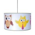 Dětský lustr OWLS 1xE27/60W/230V